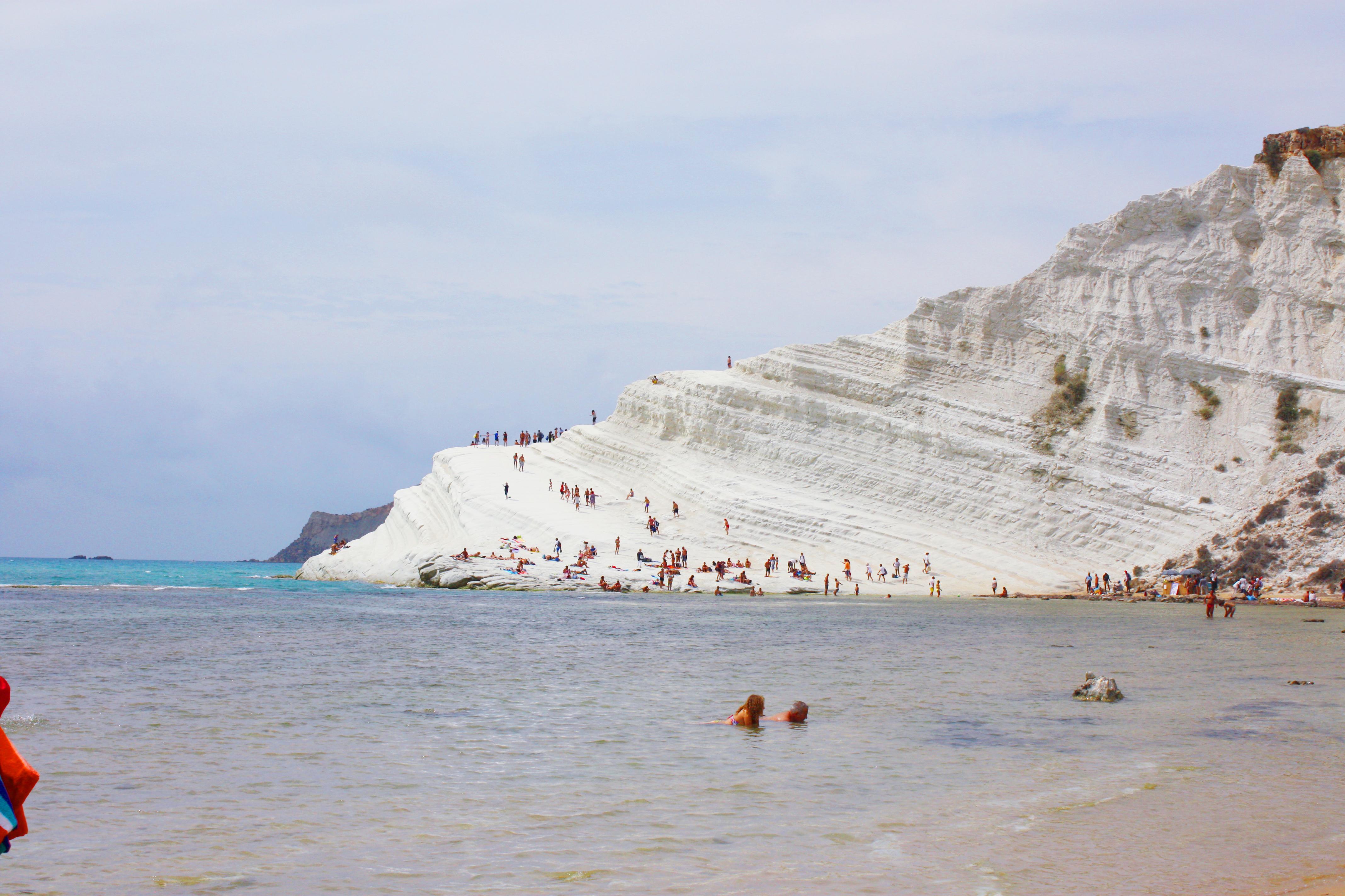 The Turkish Steps in Sicily - Quartz & Leisure