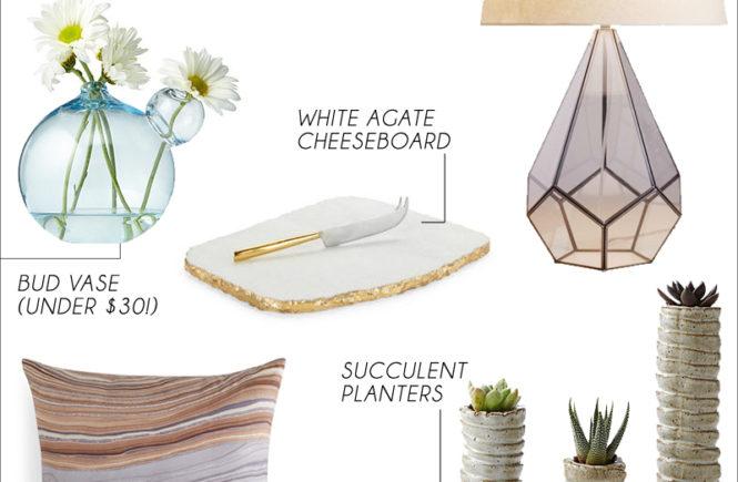 Gift Guide-Home Decor-Quartz & Leisure
