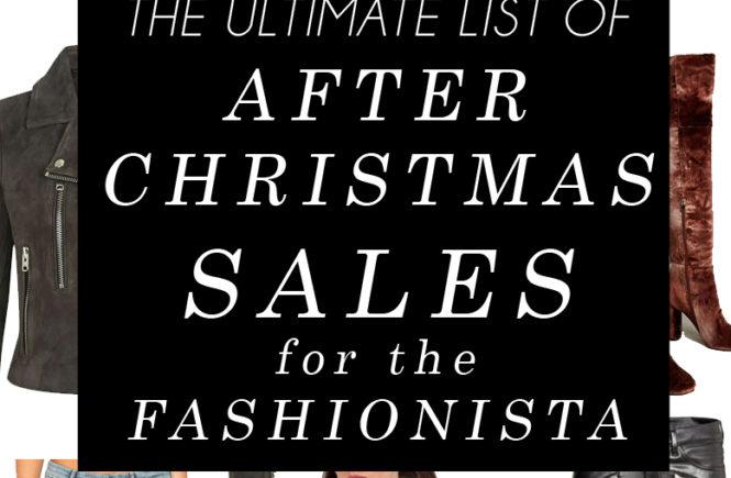 After Christmas Sales - Quartz & Leisure