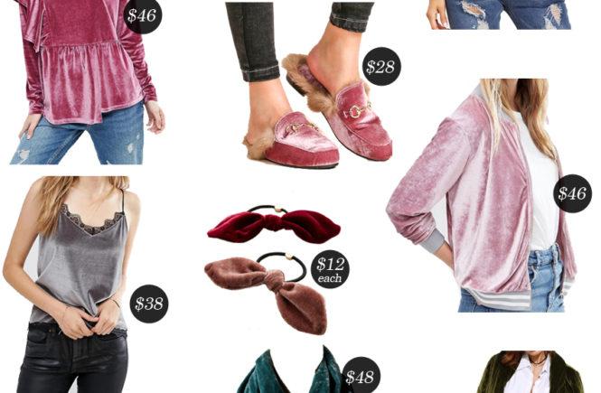 How to Wear Velvet - Quartz & Leisure