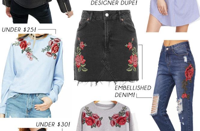 A Guide to Rose Embellishments - Quartz & Leisure