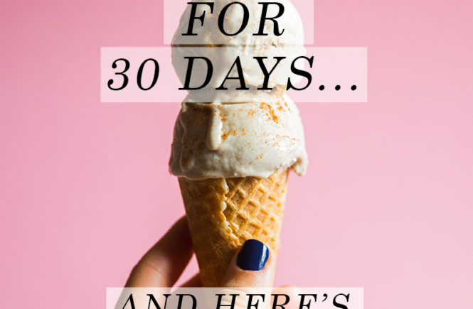 I Quit Sugar for 30 Days: An Update on My Sugar Detox Plan - Quartz & Leisure
