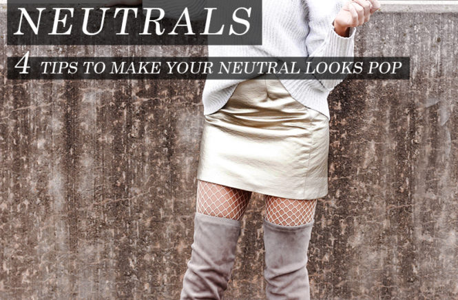 Non Boring Neutrals - Quartz & Leisure