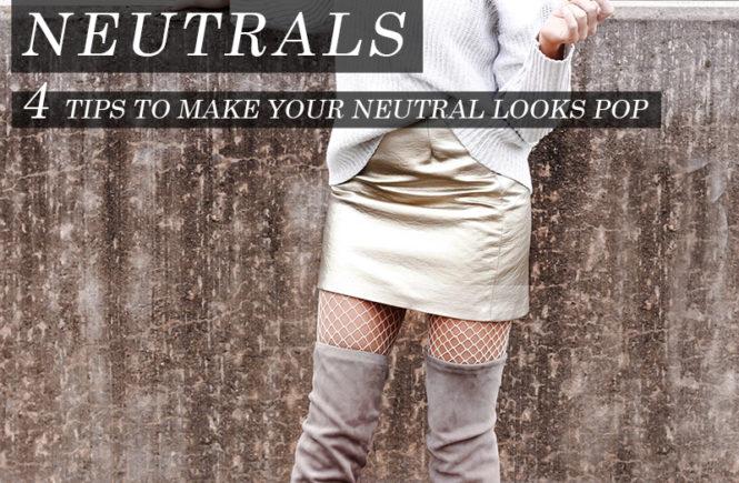 Non Boring Neutrals - Quartz & Leisure
