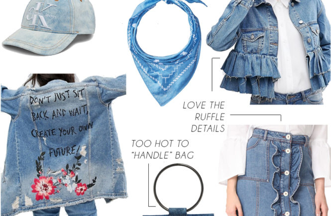 Denim Looks - Quartz & Leisure