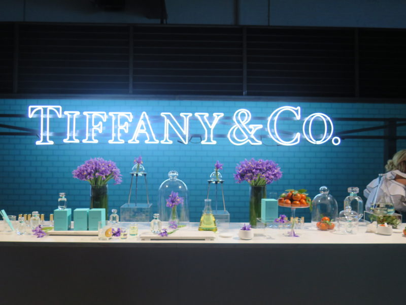 NYFW-Tiffany & Co. Perfume Launch Party