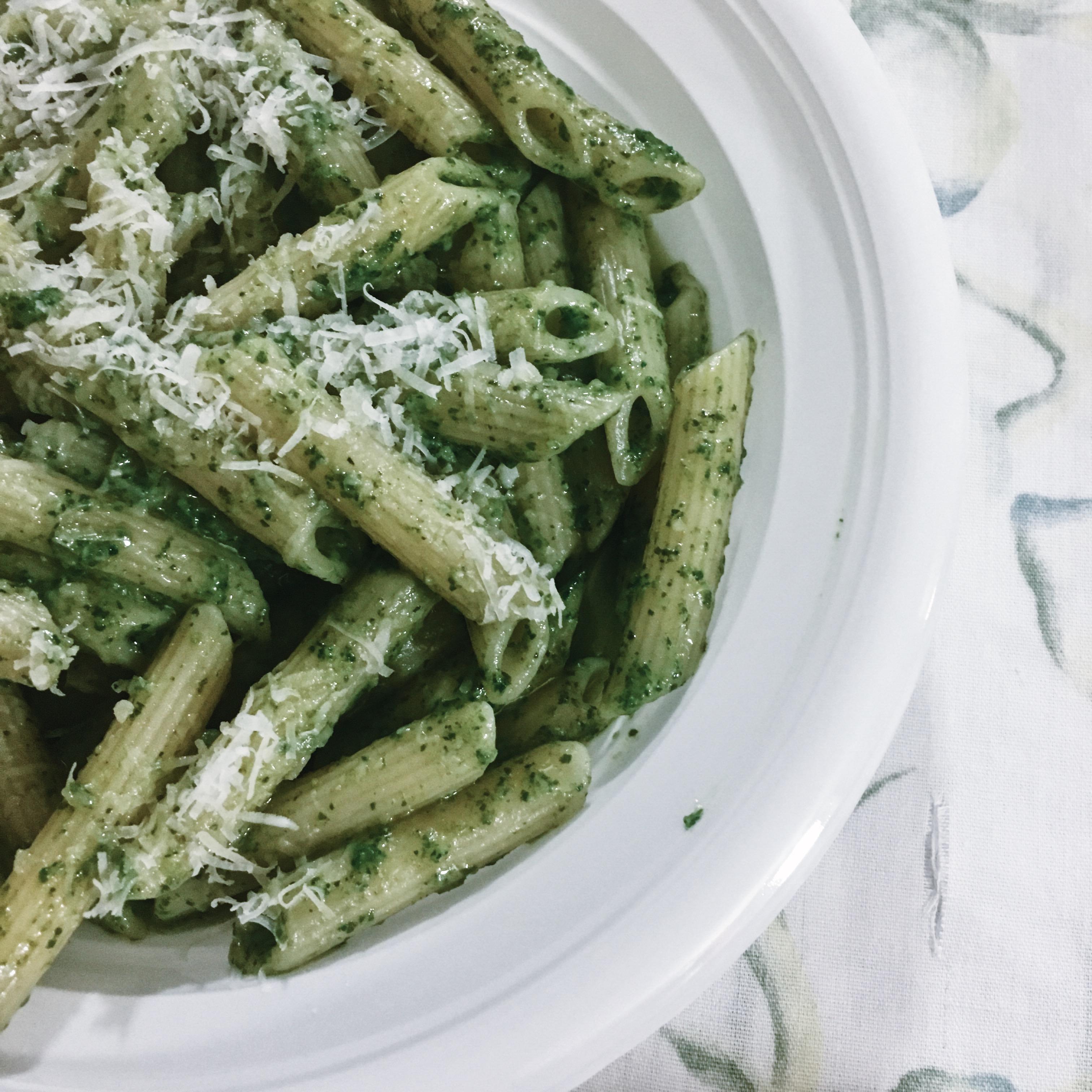 Fresh Pesto Pasta in Sicily - Quartz & Leisure