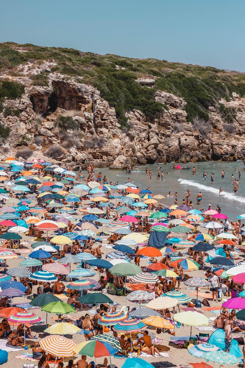Calamosche Beach, Sicily, Italy - Quartz & Leisure
