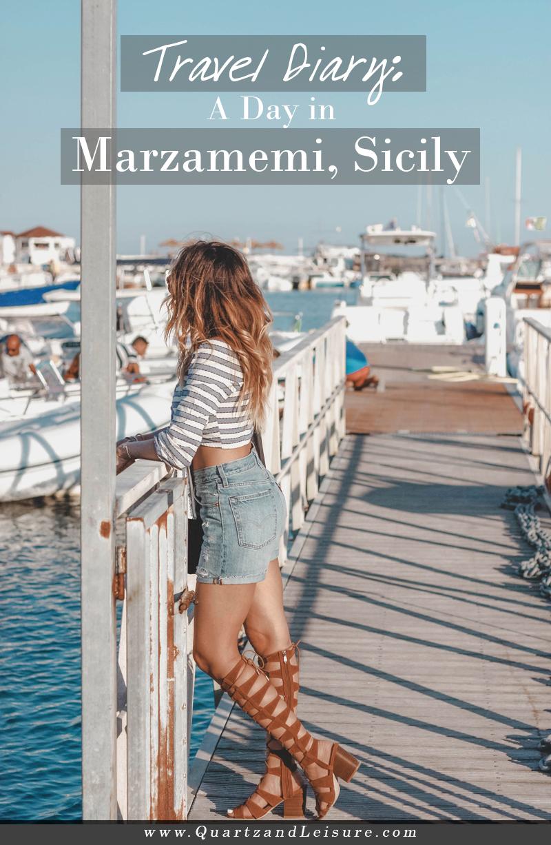 Marzamemi, Sicily, Italy - Quartz & Leisure