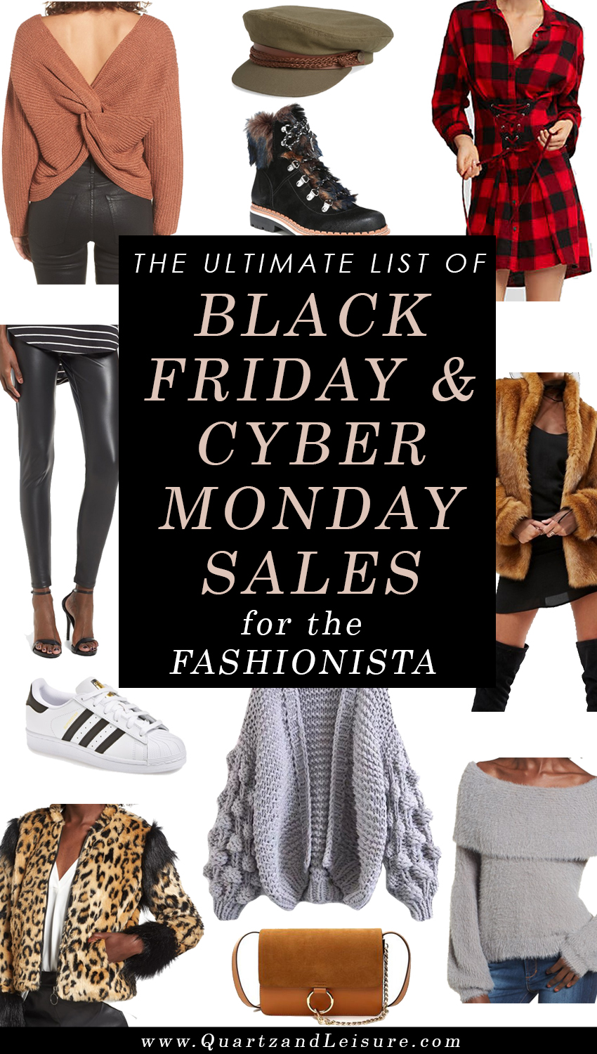 The Ultimate List of Black Friday Sales 2017 - Cyber Monday Sales 2017
