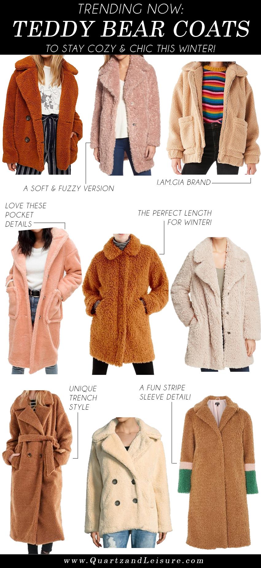 Teddy Bear Coats, Teddy Coat, Teddy Bear Jacket Urban Outfitters, Free People