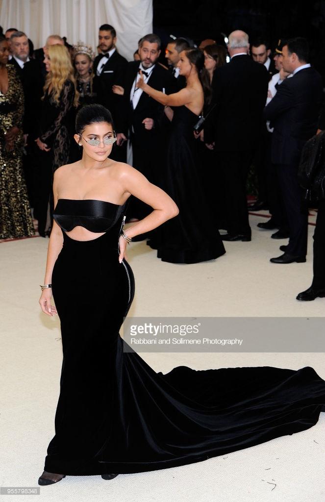 Kylie Jenner at Met Gala 2018