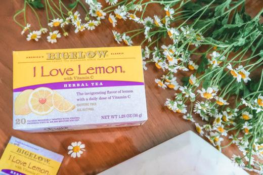 Bigelow I Love Lemon Tea