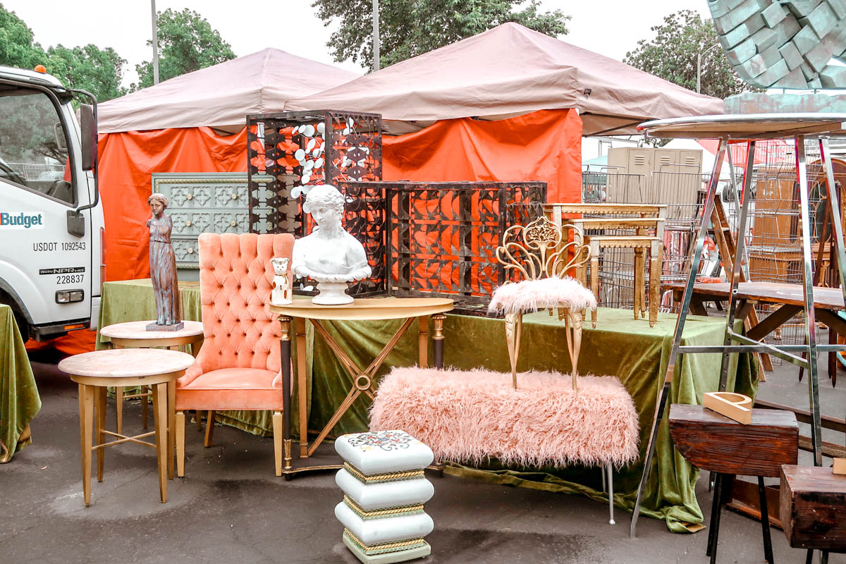 How to Shop the Rose Bowl Flea Market
