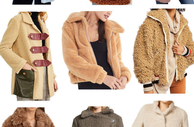 Teddy Coats, Teddy Bear Coats, Urban Outfitters Teddy Coat