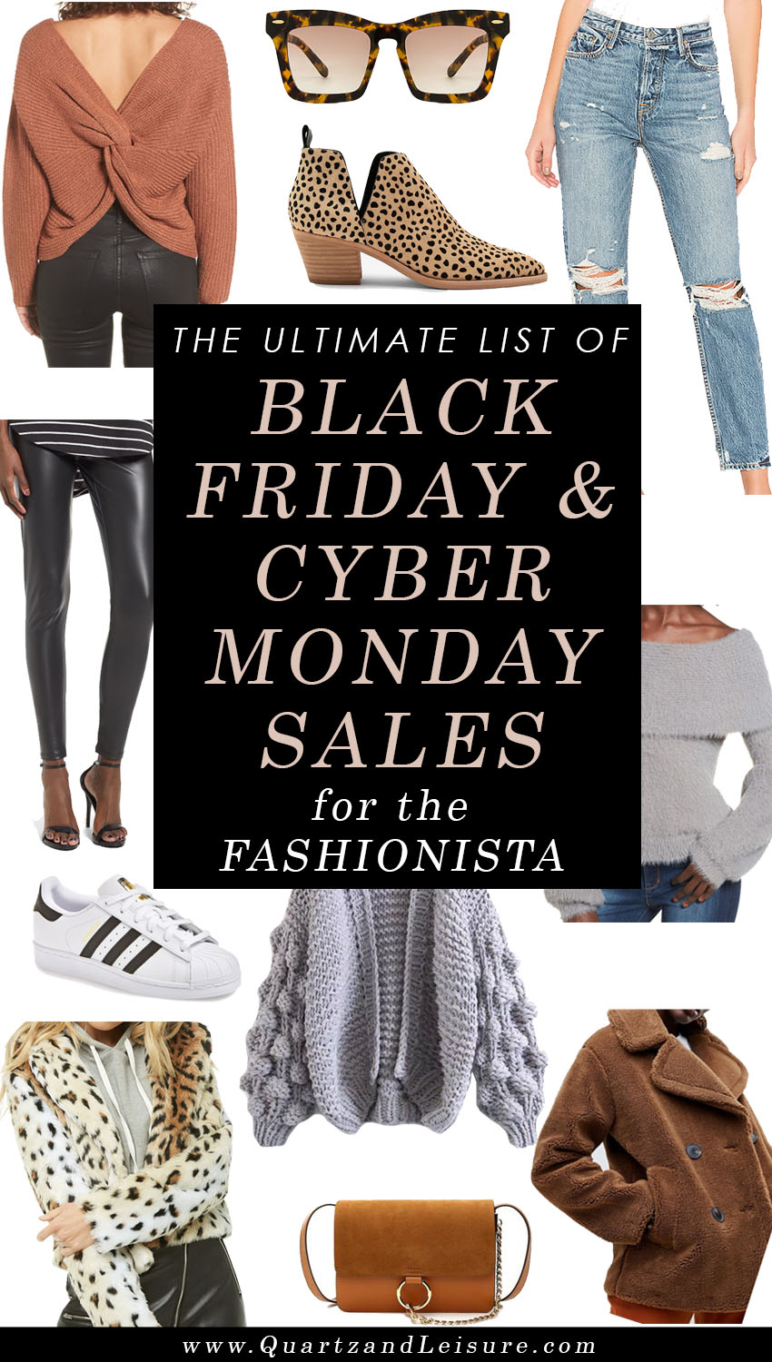 The Ultimate List of Black Friday Sales 2018