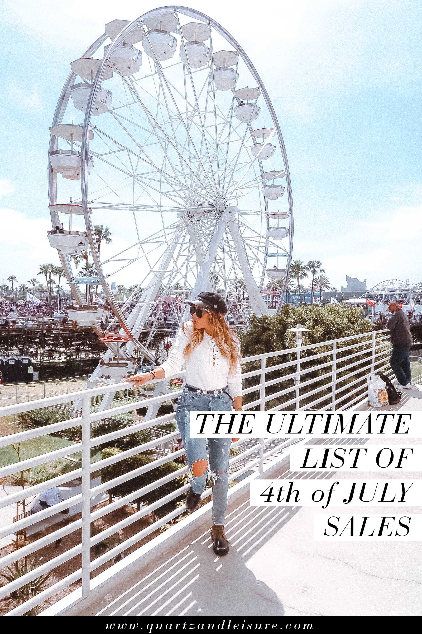 4th of July Sales 2019