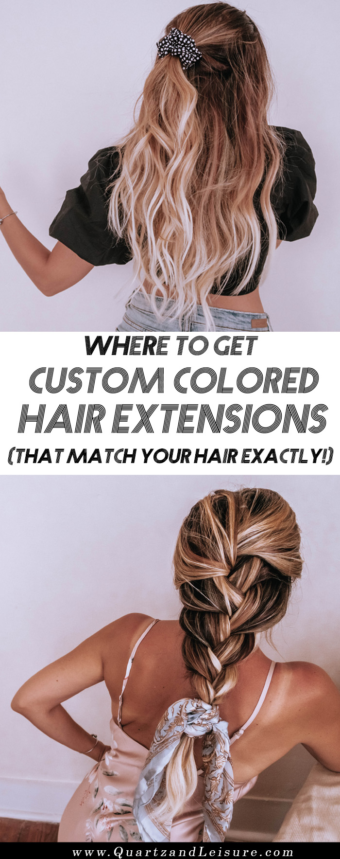 Where to get the best clip in hair extensions