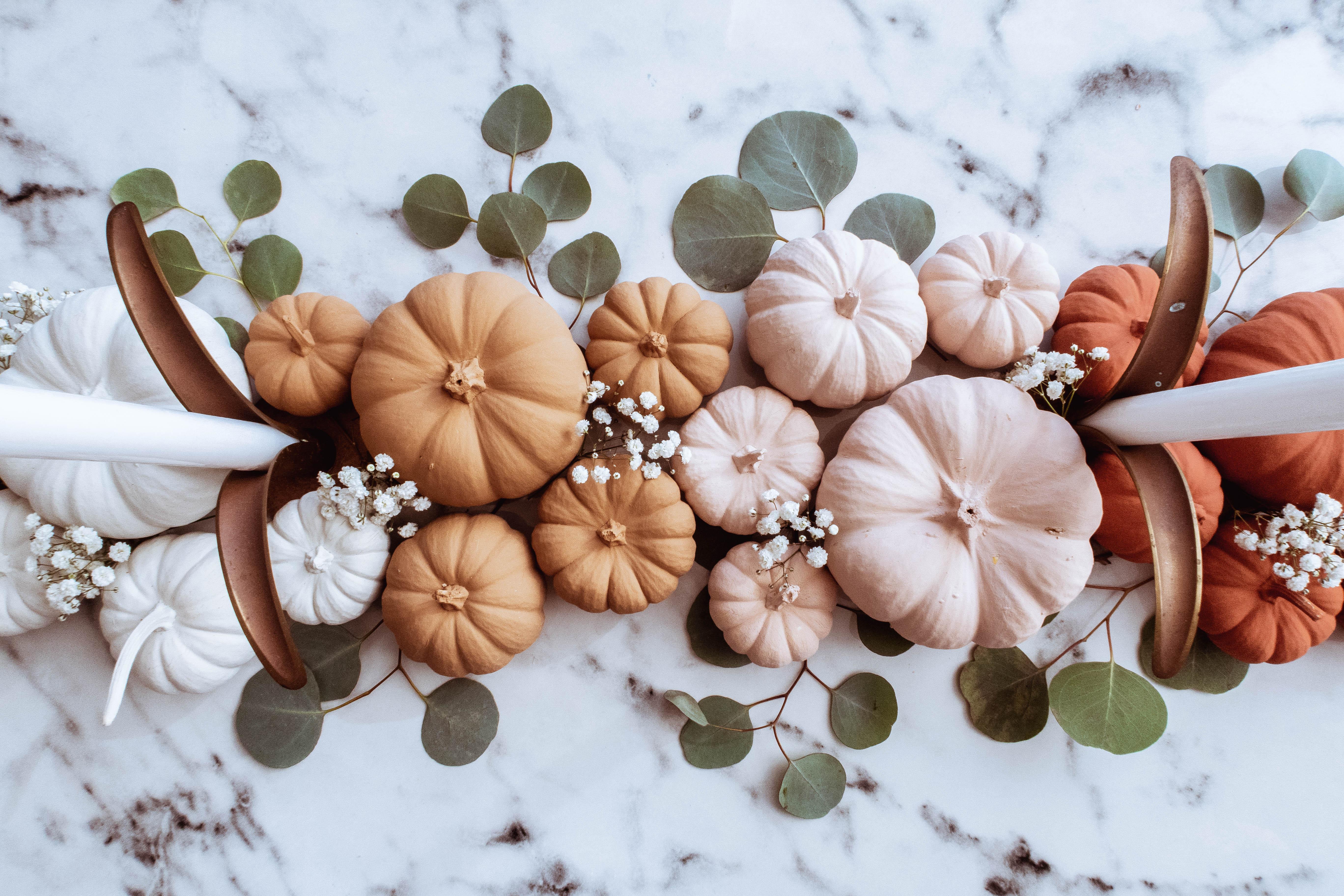 Neutral Fall Centerpiece