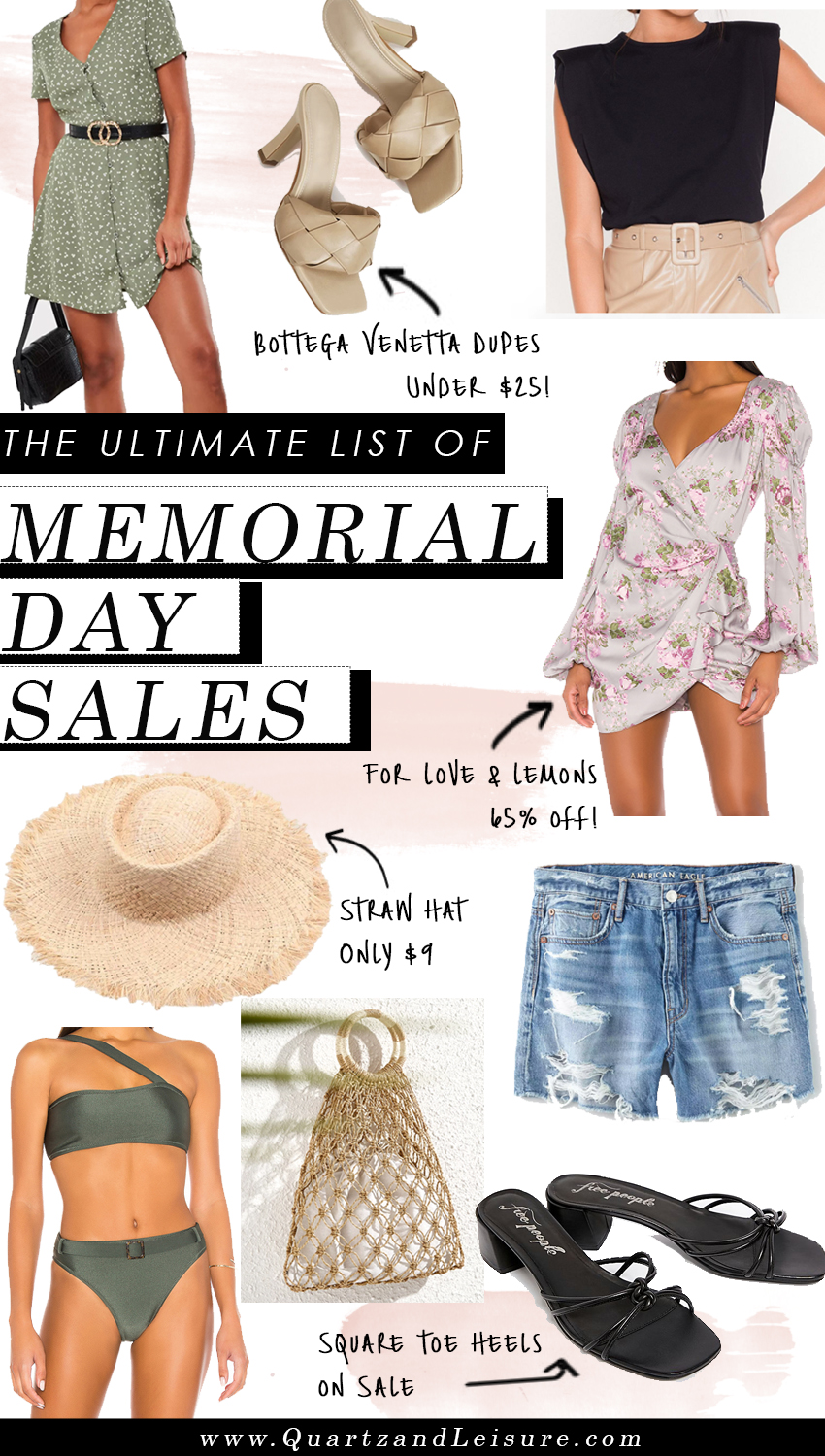 Memorial Day Sales List 2020