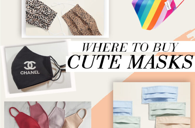 Where to Buy Cute Masks