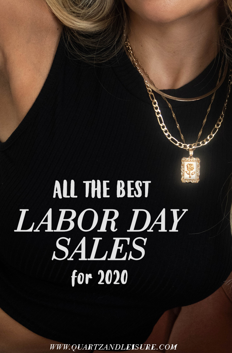 Labor Day Sales 2020