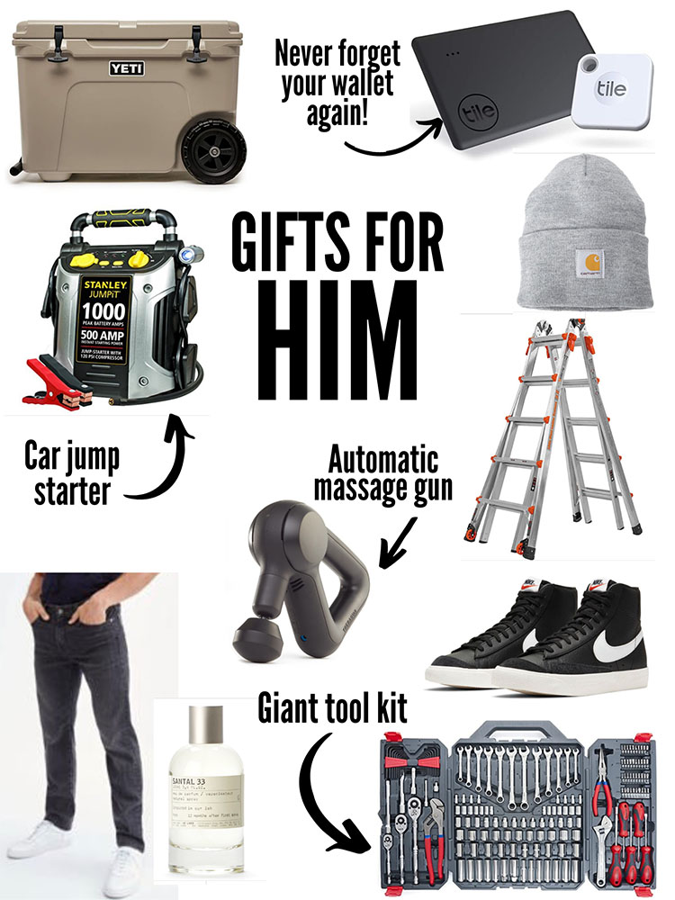 The Best Manly Gifts for Dad, Husband, Brothers, Uncles