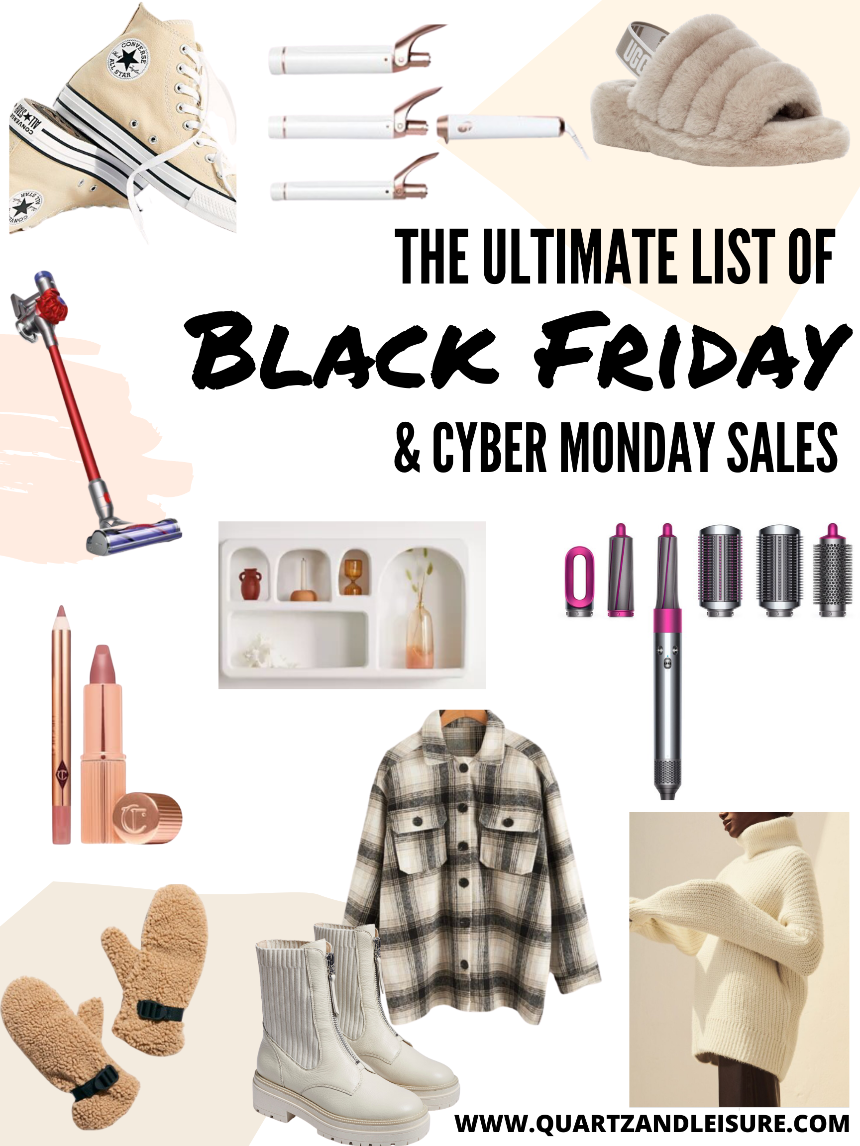 List of Black Friday sales 2020