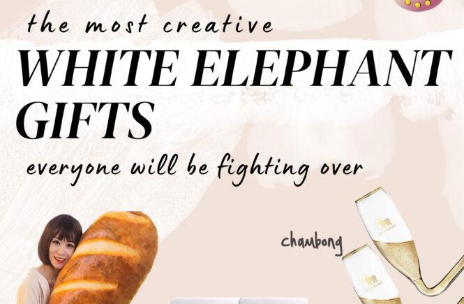 Creative White Elephant Gifts