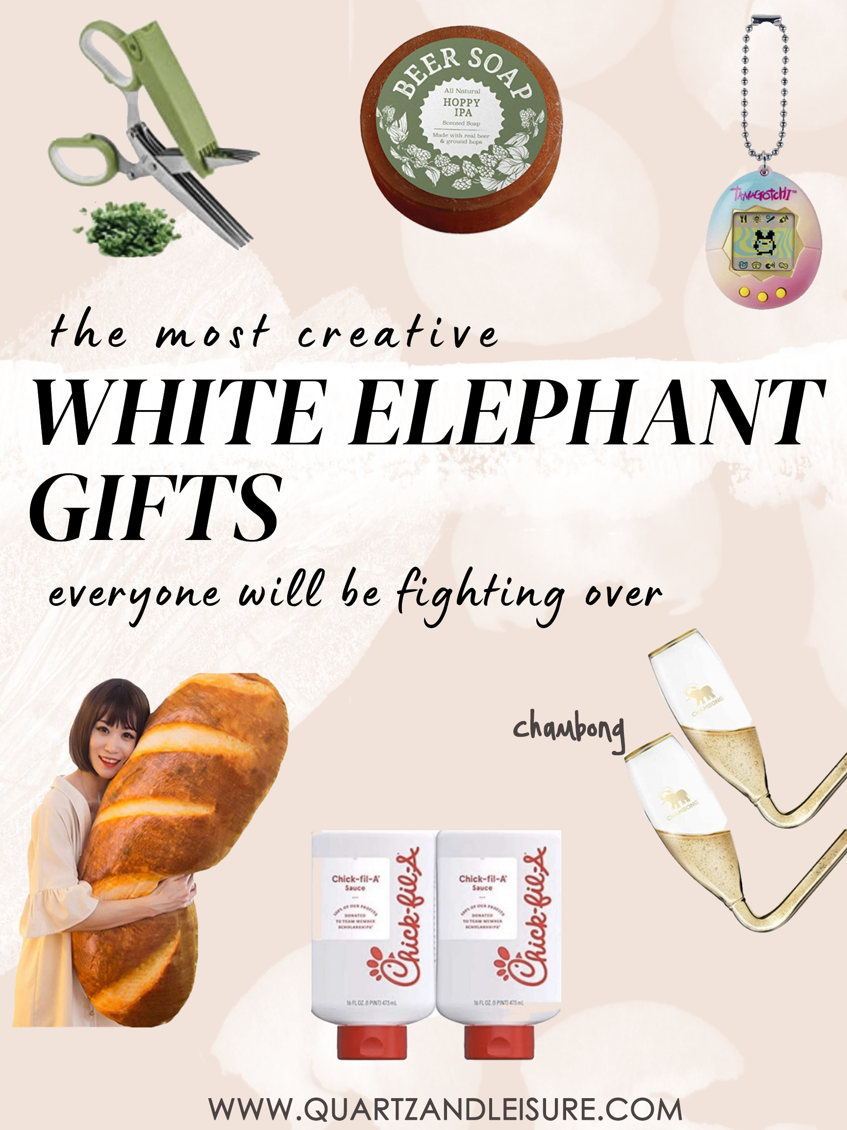 Creative White Elephant Gifts Ideas