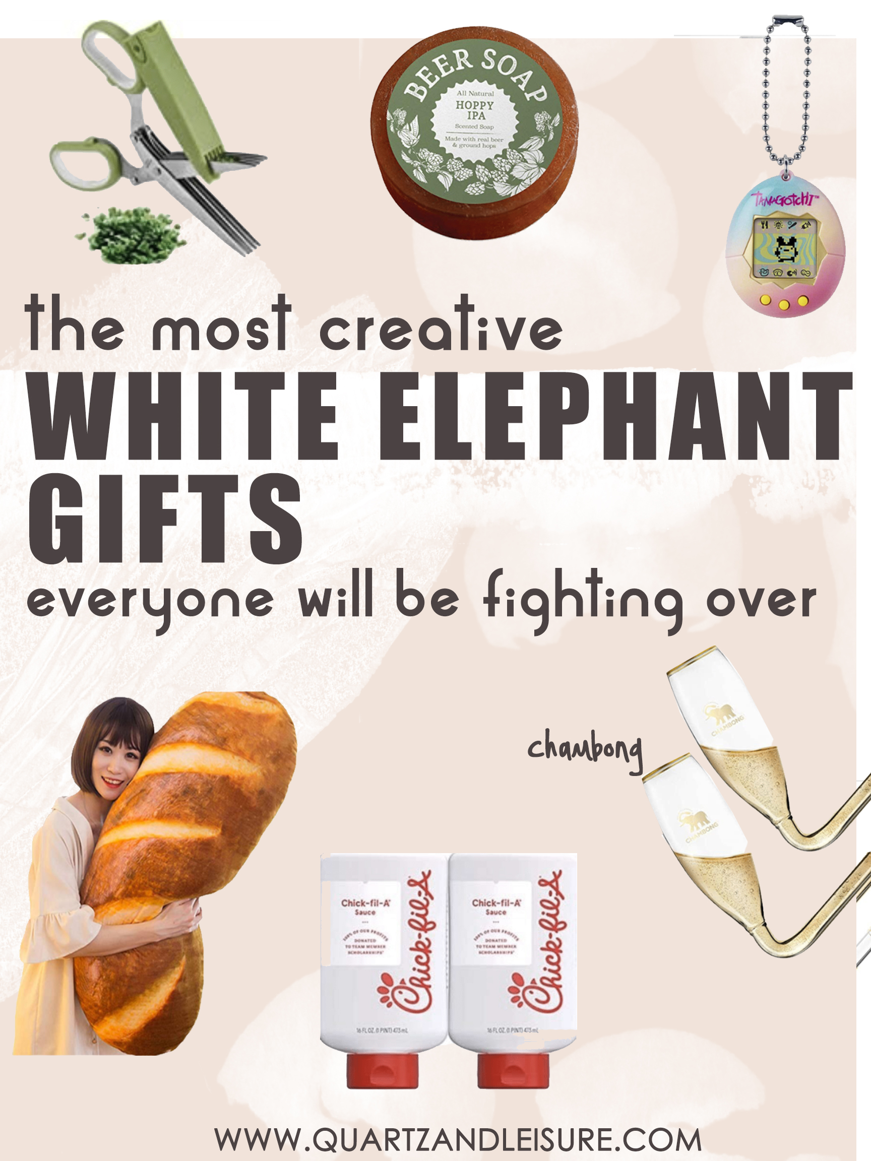Creative White Elephant Gifts