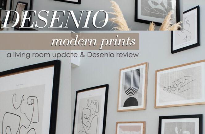 Desenio prints review