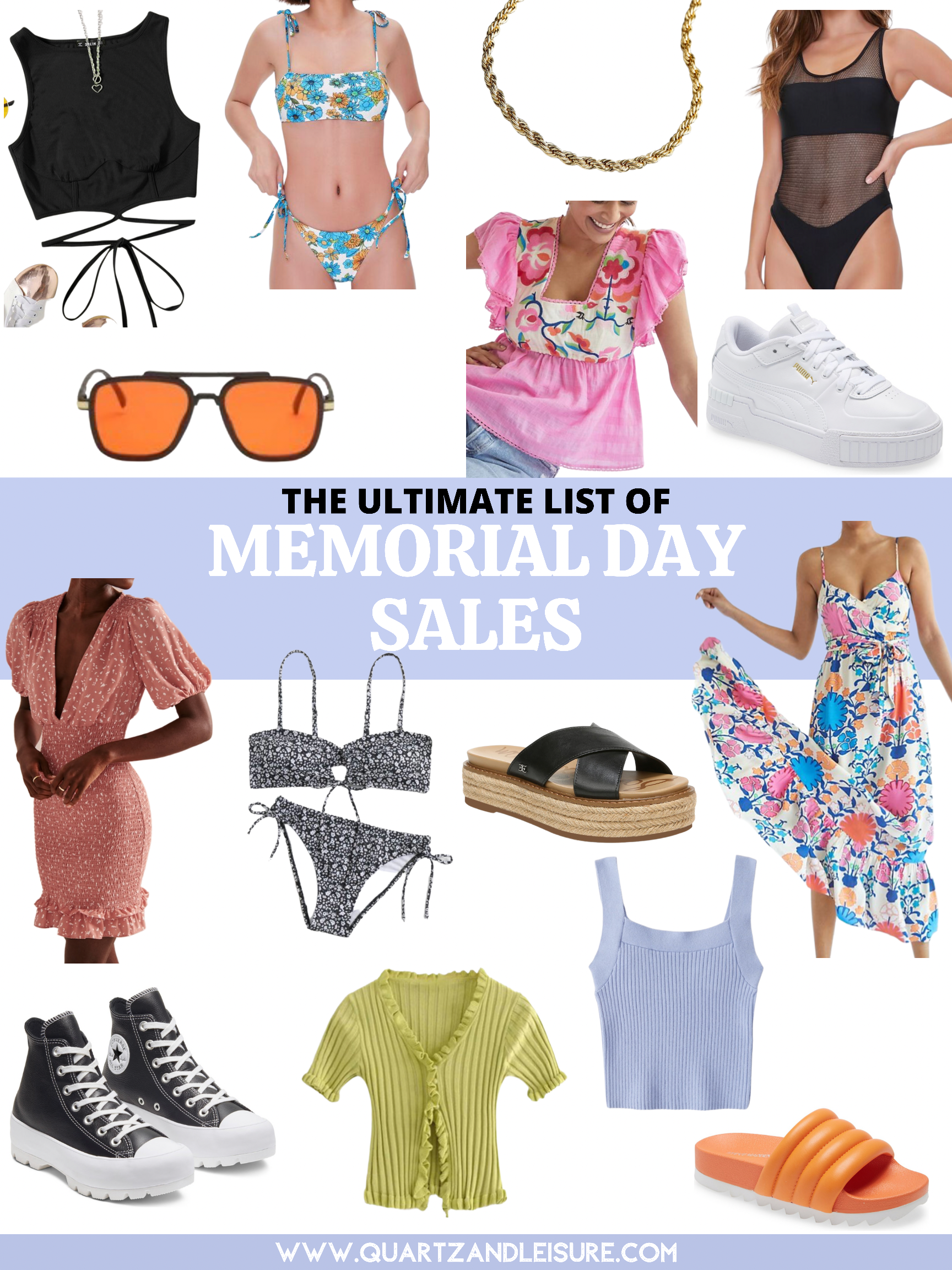 The Ultimate List of Memorial Day Sales 2021