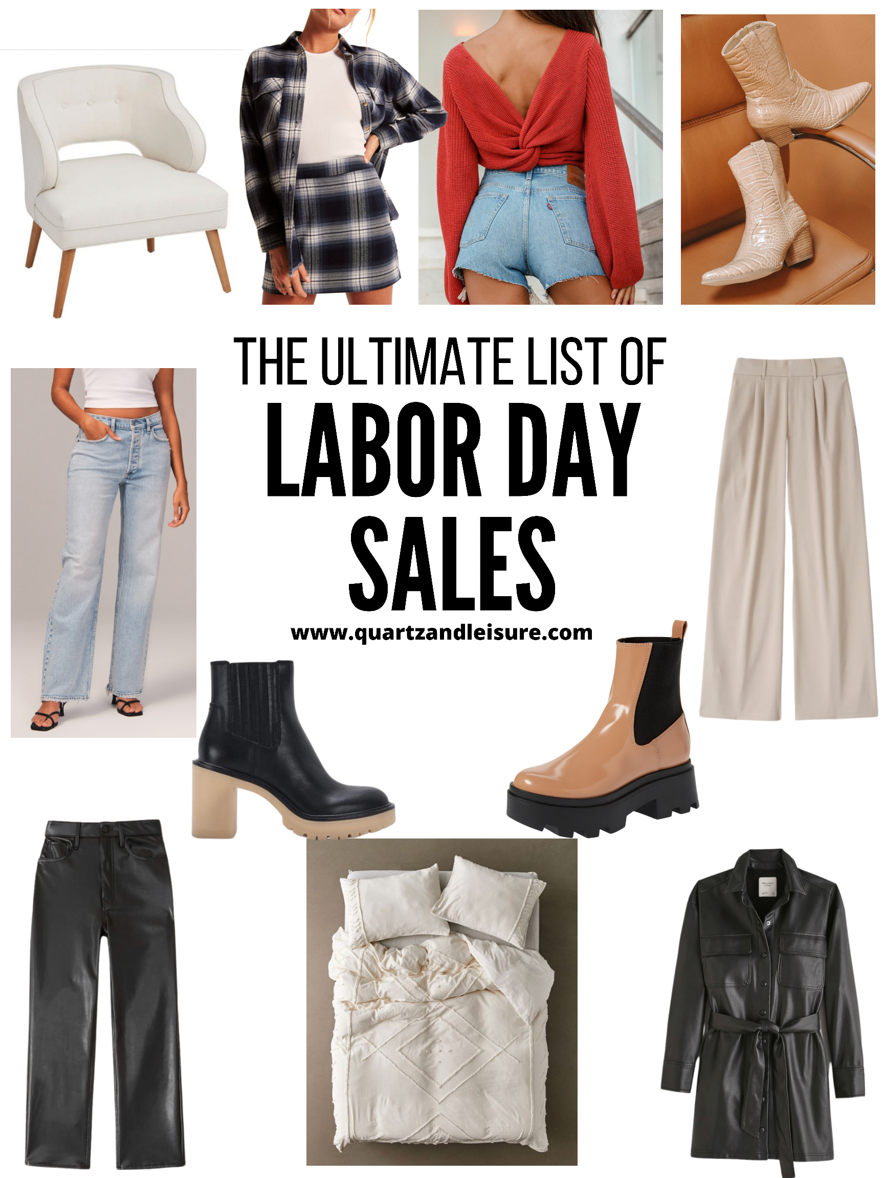 List of Labor Day Sales 2021