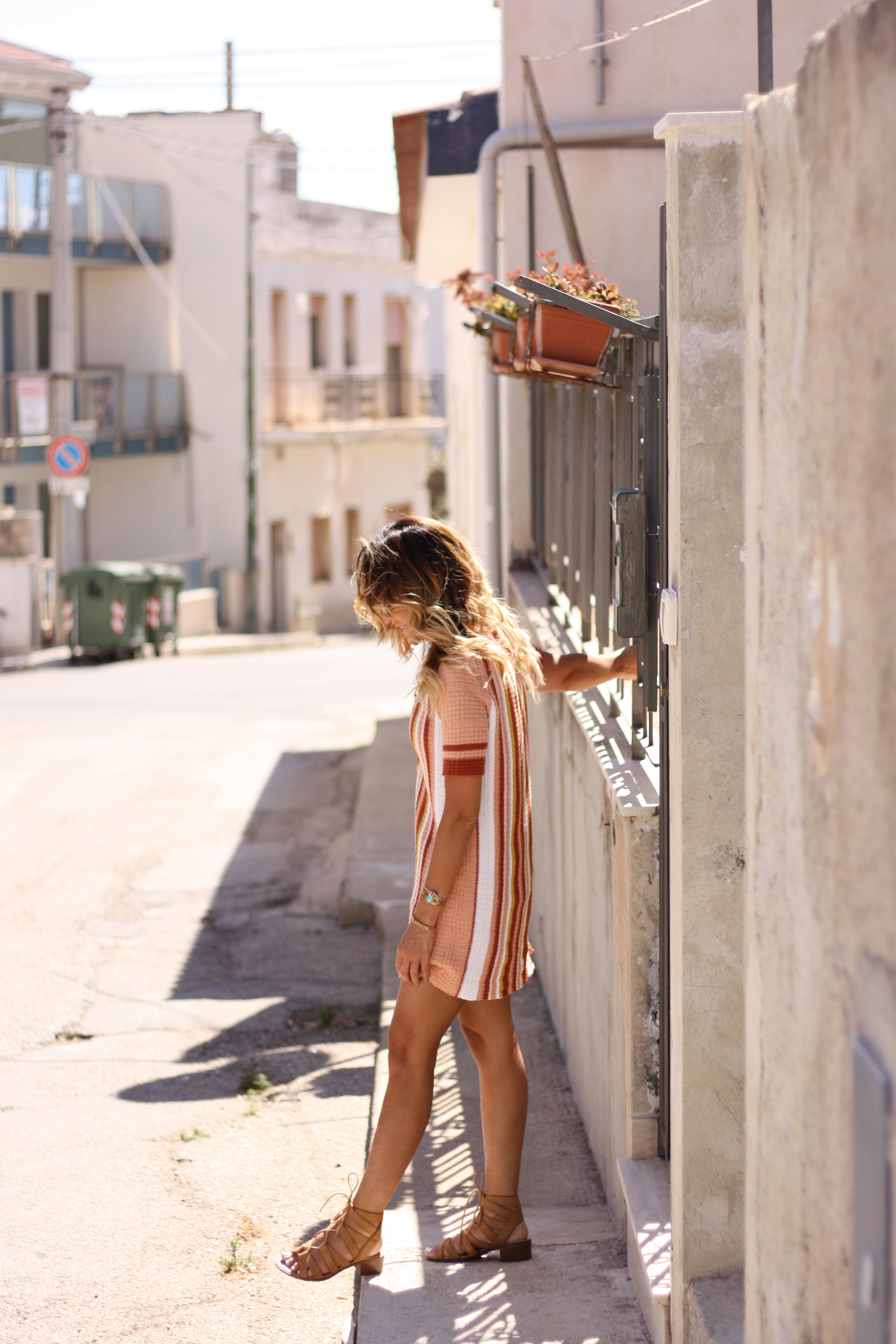 Free People lollipop dress