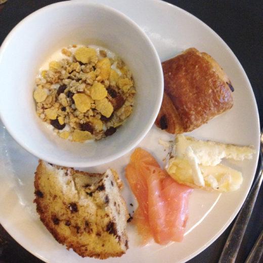 Lodge Park Breakfast